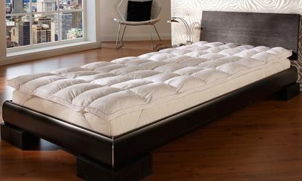 matratzen topper primavera groupon goods. Black Bedroom Furniture Sets. Home Design Ideas
