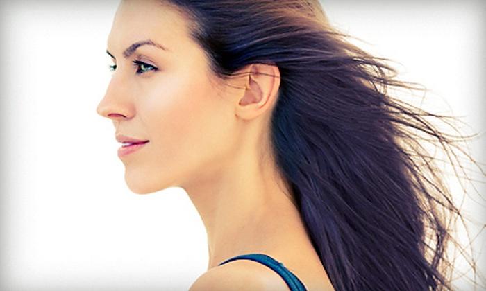 Beauty Health NY - Tudor City: Spider-Vein Treatment on One or Two Areas at Beauty Health NY (Up to 67% Off)