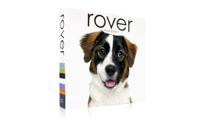Rover: Woof Edition Dog-Photography Book: Rover: Woof Edition Dog-Photography Book