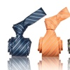Republic Men's Patterned Microfiber Neckties