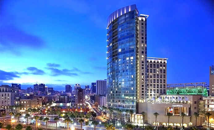 4-Star Omni Hotel in San Diego's Gaslamp Quarter