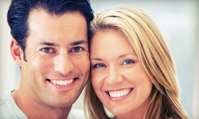 Million Dollar Smile - Metairie: 20-Minute Whitening Treatment or a 30- or 45-Minute Whitening Package at Million Dollar Smile (Up to 78% Off)