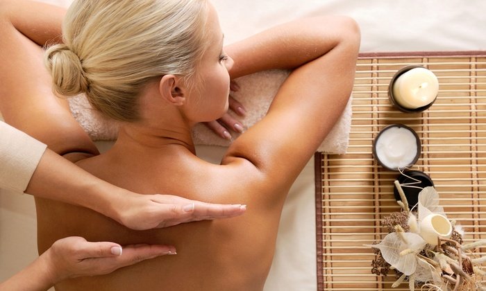 Jodi Emdy at Scissorhands Salon - Downtown Bakersfield: One or Three 60-Minute Swedish or Prenatal Massages from Jodi Emdy at Scissorhands Salon (Up to 55% Off)