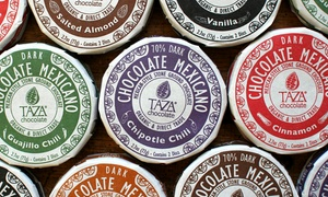 Up to 54% Off Tour Experience at Taza Chocolate at Taza Chocolate, plus 6.0% Cash Back from Ebates.