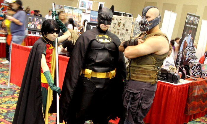 Amazing Houston Comic Con - George R. Brown Convention Center: Single-Day Admission for One or Two With One or Two Prints at Amazing Houston Comic Con (Up to 75% Off)