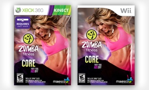 $26.99 For Zumba Fitness Core For Wii Or Kinect For Xbox 360 ($39.99 List Price). Free Shipping And Returns.