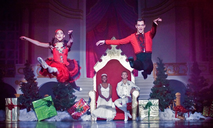 """The Nutcracker"" - JA Nugget Reno: ""The Nutcracker"" at JA Nugget Reno on December 19 or 20 at 8 p.m., or December 21 or 22 at 7 p.m. (Up to 53% Off)"
