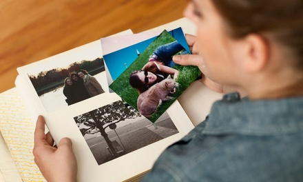 100, 300, or 500 Mobile Photo Scans from Easy Photo Scanning (Up to 73% Off)
