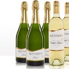 Rockridge Reserve White Wine with Sampler (6-Pack). Shipping Included.