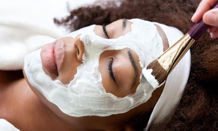 Babble Beauty Bar - St. Albert: One, Two, or Three Signature Facials at Babble Beauty Bar (Up to 57% Off)