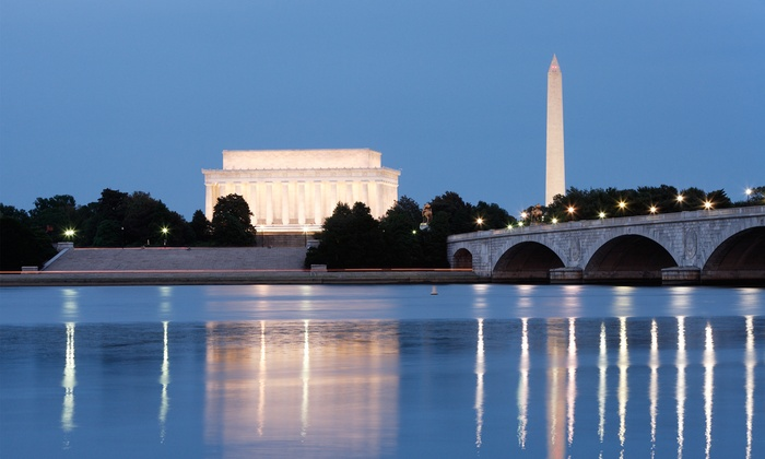 Walking DC - Multiple Locations: Walking Tour of Historic Georgetown or The National Mall for Two, Four, or Six from Walking DC (Up to 52% Off)