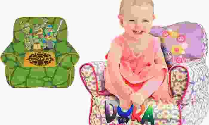 Toddler Character Beanbag Chairs: Toddler Sofa Character Beanbag Chairs. Multiple Characters Available. Free Returns.