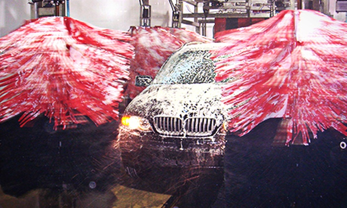 Prestige Car Wash - Multiple Locations: $25 for $50 Worth of Car Washes at Prestige Car Wash