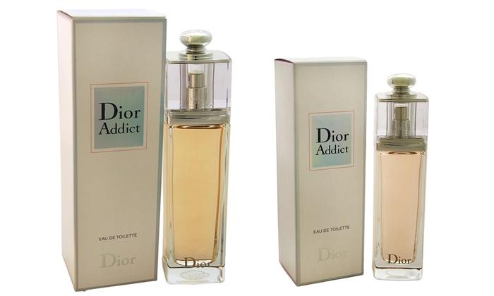 Dior Addict Eau de Toilette Spray for Women (1 7 or 3 4 Fl