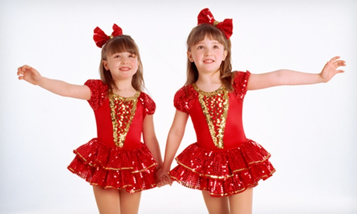 Global Music Academy - Fairfax Station: Children's Dance Camps at Global Music Academy in Fairfax Station (Half Off). Three Options Available.