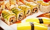 Saké Japanese Steakhouse & Sushi Bar - Wichita: $10 for $20 Worth of Japanese Dinner Fare at Saké Japanese Steakhouse & Sushi Bar