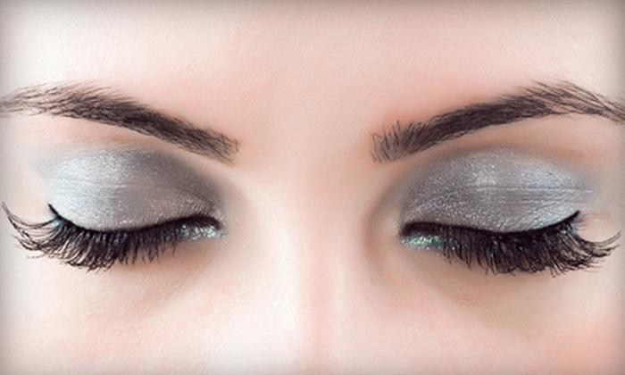 Aisha's Salon & Spa - Sharpstown: Three or Five Eyebrow-Threading Sessions at Aisha's Salon & Spa (Up to 57% Off)