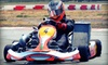 Dallas Karting Complex - Caddo Mills: Go-Karting for One, Two, or Four, or a Kids' Birthday Party for Eight at Dallas Karting Complex (Up to 52% Off)