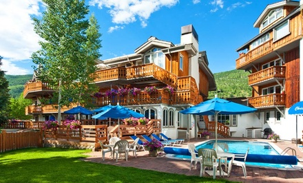 Stay at Christiania at Vail in Vail, CO; Dates into December Available