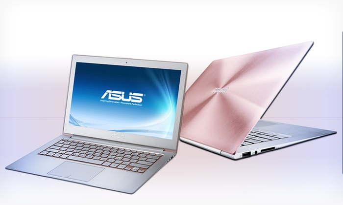 """ASUS Zenbook 13.3"""" Rose Gold Ultrabook: $899.99 for an ASUS Zenbook 13.3"""" Rose Gold Ultrabook UX31E-DH72-RG ($1,455.99 List Price). Free Shipping and Returns."""