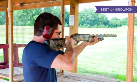 Gun-Range Outing for Two or Four at Talon Range (Up to 52% Off)