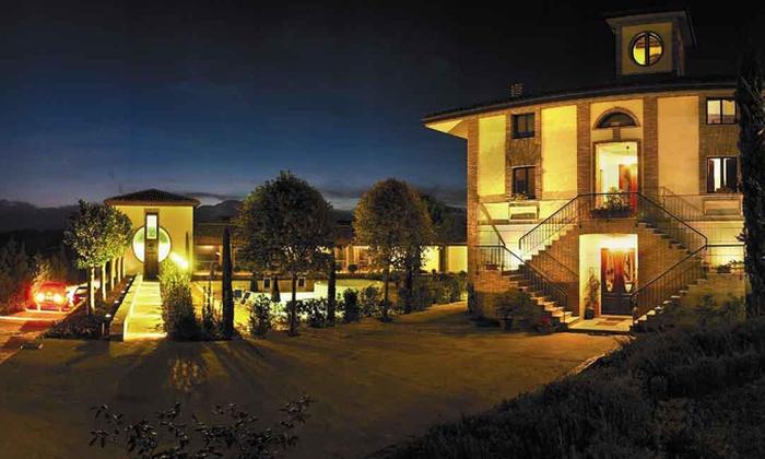 Agriverde Villa Fania - Ortona (CH): Abruzzo, Agriverde Villa Fania - Una notte per 2 persone in relais con percorso spa, cena e colazione da 79 €