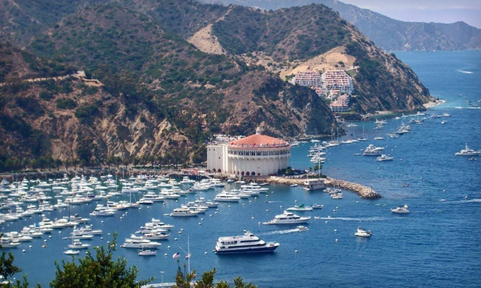 Historic Hermosa Hotel & Catalina Cottages - Avalon, CA: Two-Night Stay at Historic Hermosa Hotel & Catalina Cottages in Avalon, CA