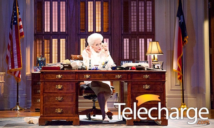 """""""Ann"""" on Broadway - New York: """"Ann"""" Starring Holland Taylor at Vivian Beaumont Theater, June 20–July 6 (Up to $51.25 Off)"""
