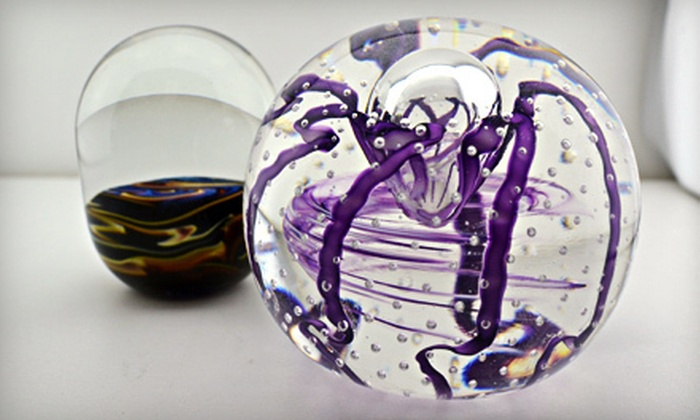 Sonoran Glass School - Barrio Santa Rosa: $149 for a Three-Hour Paperweight-Making Class for Two at Sonoran Glass School ($280 Value)