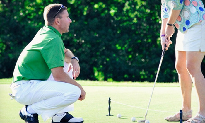 McKinley Golf Academy - Smyrna: One or Three 60-Minute Private Lessons or One 90-Minute Full-Game Analysis at McKinley Golf Academy (Up to 62% Off)