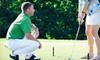 McKinley Golf Academy LLC: One or Three 60-Minute Private Lessons or One 90-Minute Full-Game Analysis at McKinley Golf Academy (Up to 62% Off)
