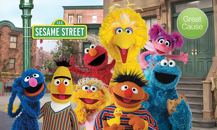 Sesame Workshop: Epic Sweepstakes to Visit Sesame Street: Support Sesame Street's Autism Initiative and Enter to Win a NY Trip for Four