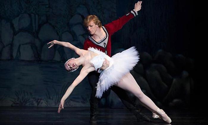 Huntsville Ballet Company - Huntsville: Huntsville Ballet Company's 2013–2014 Season (Up to 55% Off)