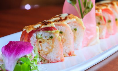 Japanese and Asian Cuisine at Blue Fuji - Salem St.