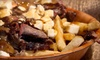 Potato Bowl - Clarksville: Potato Bowls and Drinks for Two or Four at Potato Bowl (Up to 53% Off)