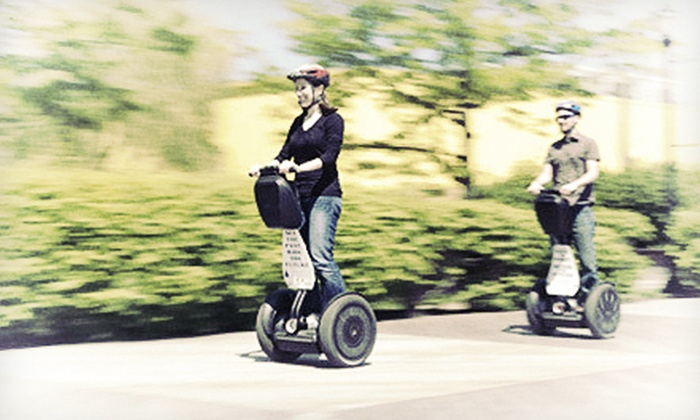 SegZone Tours - Annapolis: One- or Two-Hour Segway Rental or Tour of Historic Annapolis from SegZone Tours (60% Off)