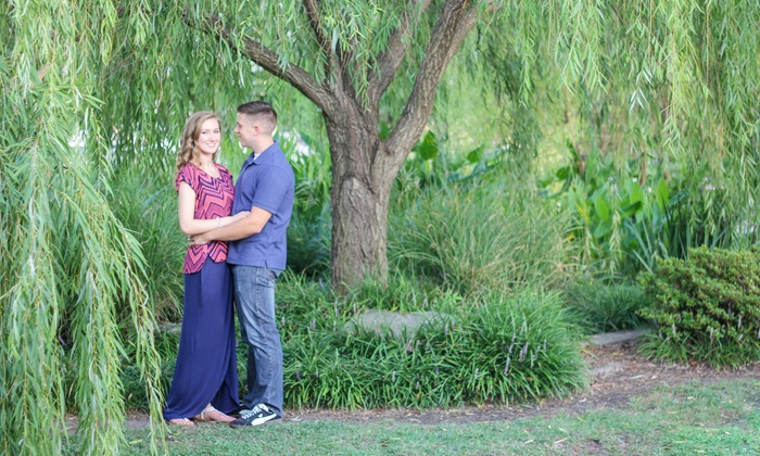 Hannah Grace Photography - Hampton Roads: 60-Minute Outdoor Photo Shoot with Wardrobe Changes and Digital Images from Hannah Grace Photography (70% Off)