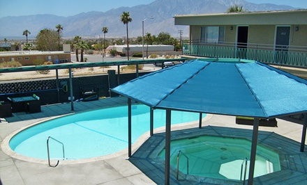 1-or 2-Night Stay for Two with Optional Breakfast at Vista Ventana Spa & Resort in Desert Hot Springs, CA