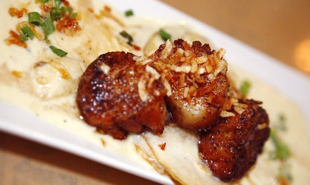 $11 for $20 Worth of Asian-Fusion Cuisine at Lemongrass