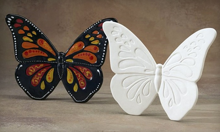 CeramiCafe - La Mesa: $15 for $30 Worth of Paint-Your-Own-Pottery and Crafts at CeramiCafe