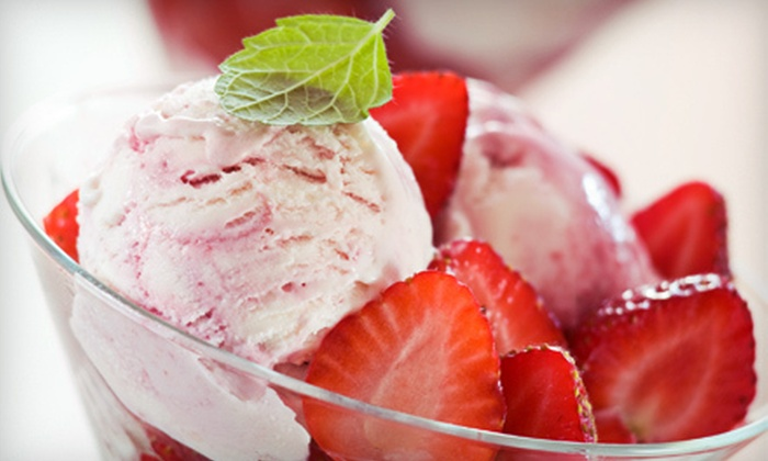 Mister & Miss Einstein - Atlanta: $5 for $10 Worth of Ice Cream or Ice-Cream-Making Class at Mister & Miss Einstein (Half Off)