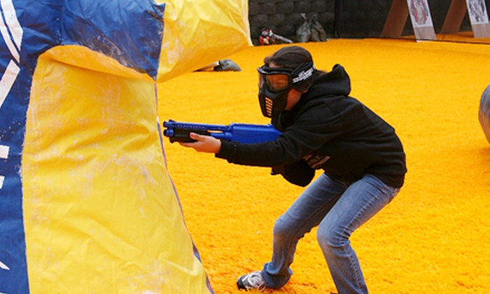 The Paintball Park - Camp Pendleton: $99 for an Ultimate Splatmaster Party for Up to Eight at The Paintball Park ($239 Value)