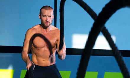 10 CrossFit Classes or One Month Unlimited Classes Plus Foundation Class at Body Construction (Up to 77% Off)