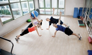 GS Fitness Boot Camp: Four or Eight Weeks of Boot Camp at GS Fitness Boot Camp (Up to 75% Off)