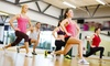 Circle Fitness - Multiple Locations: Up to Six Morning Workout or Up to Eight Drum and Bass Workout Sessions with Circle Fitness (Up to 76% Off)