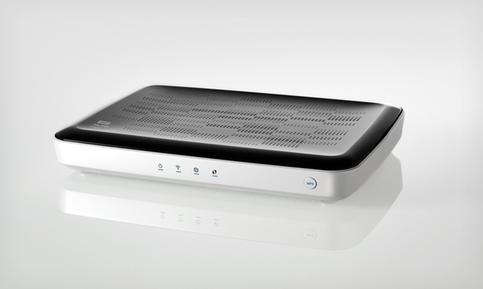Western Digital Dual-Band Router: Western Digital My Net N900 HD Dual-Band Router. Free Shipping.