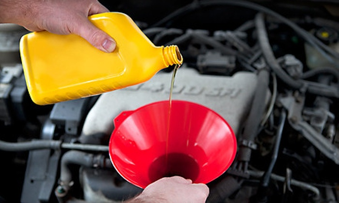 Allied Motorworks - Sylvania: One or Three Standard Oil Changes (Up to 57% Off) at Allied Motorworks in Sylvania