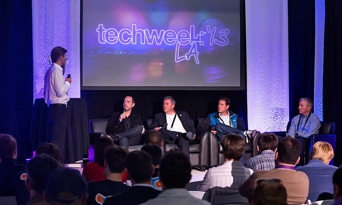 Techweek Los Angeles - The Santa Monica Pier: One-Day Expo Pass for One or Two at Techweek Los Angeles on November 20 or 21 (Up to 54% Off)