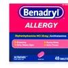 Benadryl Ultratab Allergy Medicine (6-Pack)