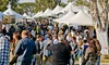 South Florida Food Festivals - Waterford Point Condo: Aventura Wine & Food Festival for One or Two on Sunday, January 12 in Gulfstream Park (Up to 53% Off)